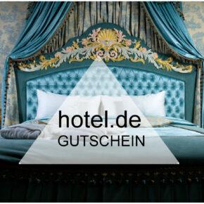 hotel.de Gutschein - so spart Ihr 50€ bei der Buchung