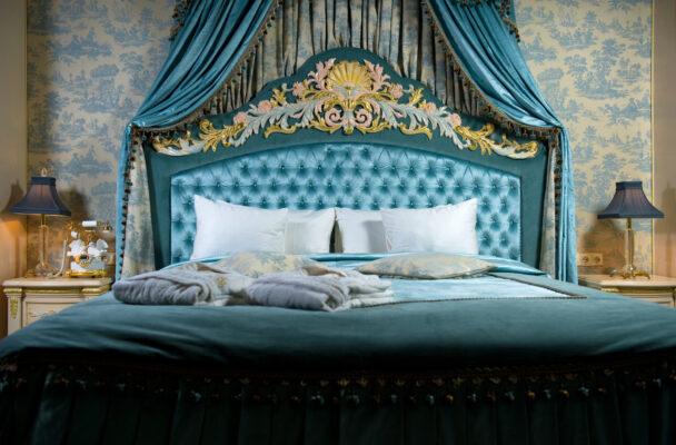 Bettwanzen in Hotelbetten