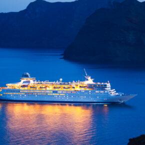 Osterferien: 6 Tage Mittelmeer Kreuzfahrt inkl. Vollpension nur 339€