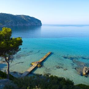 Single-Deal: 7 Tage Mallorca im TOP 4* Hotel mit Halbpension & Flug inkl. Zug nur 361€