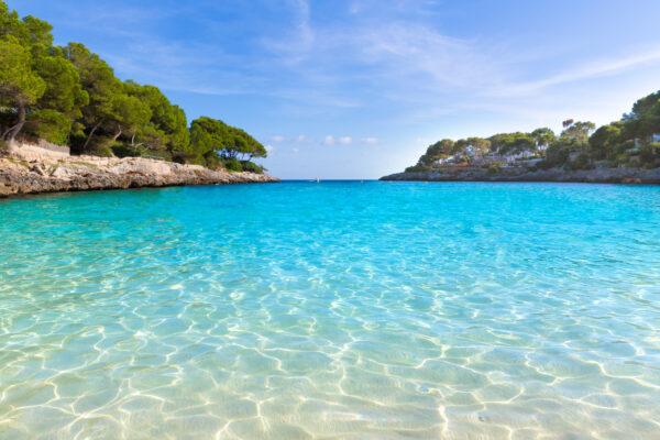 Cala Gran Strand Mallorca
