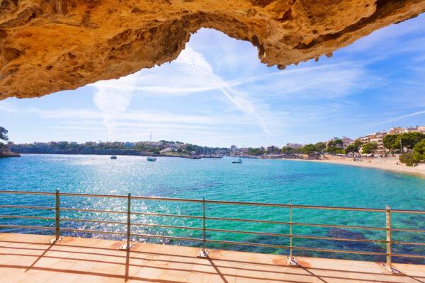 Mallorca Porto Cristo Strand in Manacor