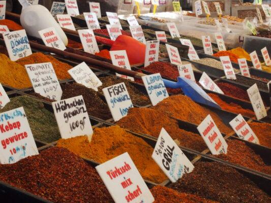 Markt in Manavgat