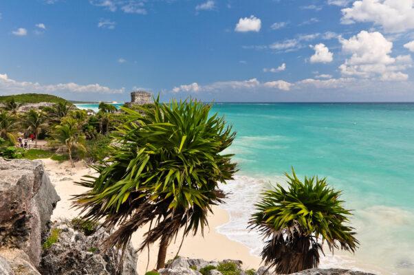Mexiko Tulum Strandurlaub