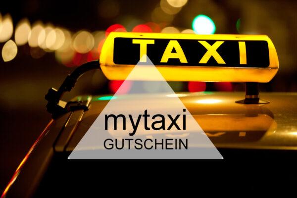 mytaxi Gutschein