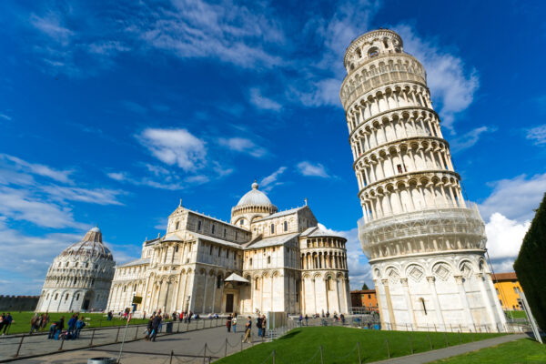 Pisa - Piazza dei Miracoli - Schiefer Turm