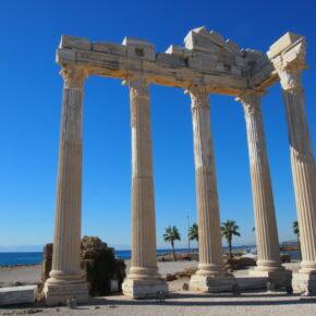 Side Tipps für einen tollen Urlaub an der türkischen Riviera