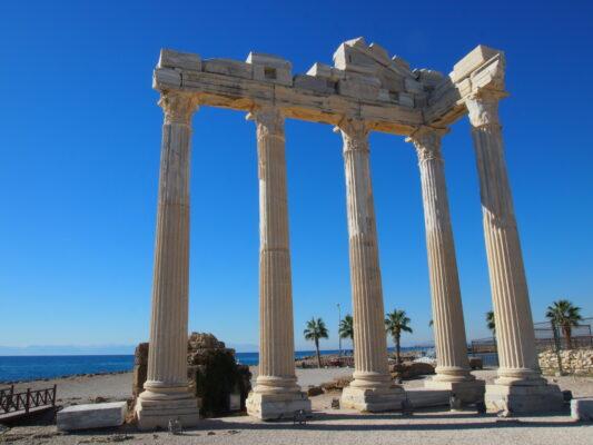 Side Apollon Tempel