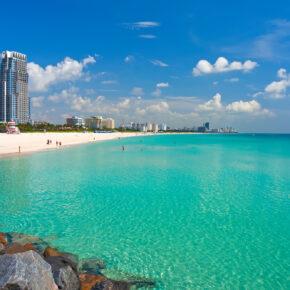 ERROR FARE MIAMI: Flüge in den Sommerferien nach Miami mit Gepäck nur 264€