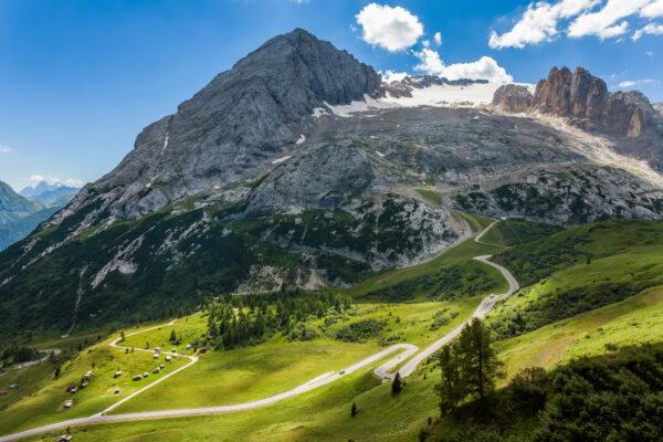 Trentiono Alpen Italien