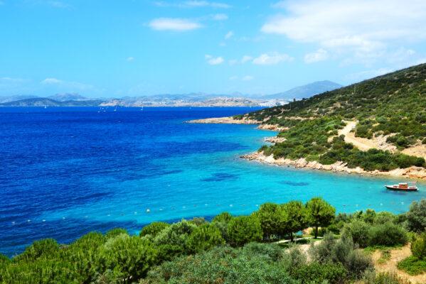 Türkei Bordum Strand