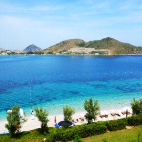 Herbstferien: 5 Tage türkische Riviera im 4* All Inclusive Hotel mit Flügen & Transfer für 302€