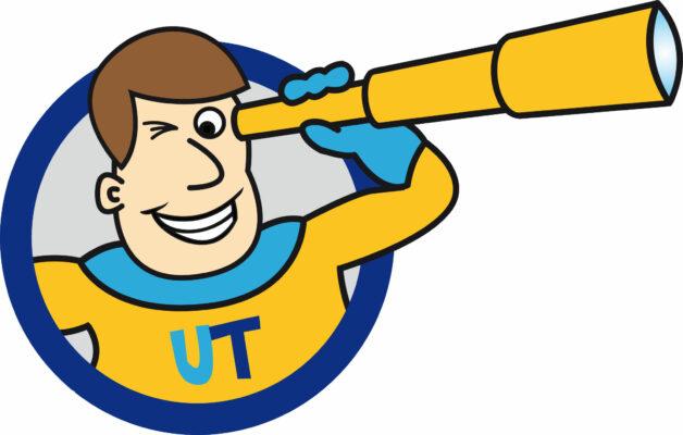 UT Logo Print