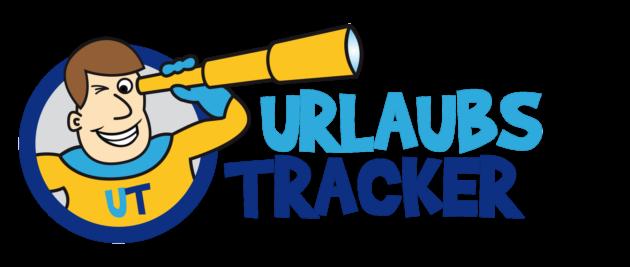 Urlaubstracker Logo Web