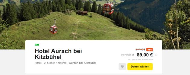 3 Tage in Kitzbühel