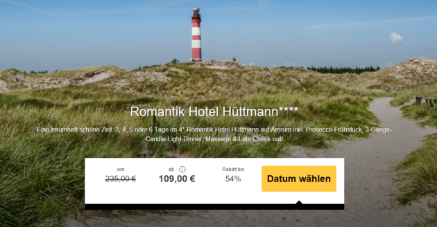 Amrum Romantik Nordsee