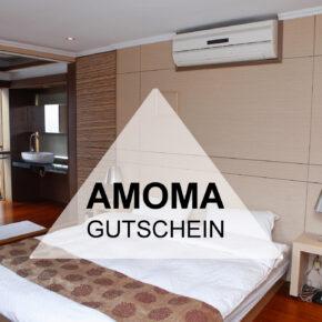 AMOMA.com Gutschein: 5 % sparen bei Eurer Hotelbuchung