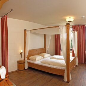 Heide Park Abenteuerhotel Kapitänszimmer