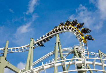 Heide Park: 2 Tage im 4* Abenteuerhotel mit Eintritt, Frühstück & Extras ab 55€
