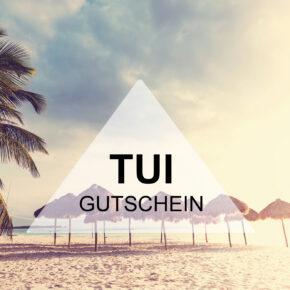 TUI Gutschein: Spart 100€ auf Eure nächste Buchung