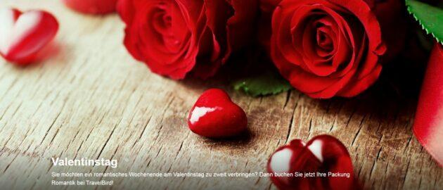 Valentinstag Schnäppchen