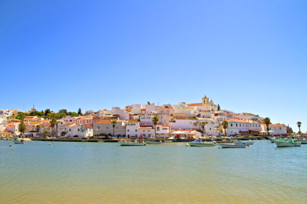 Algarve Ferragudo Strand
