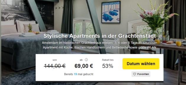 Luxus Apartments Hotel Amsterdam