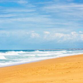 Urlaub in den Pfingstferien: 8 Tage Frankreich am Meer im Mobilehome ab 37 €