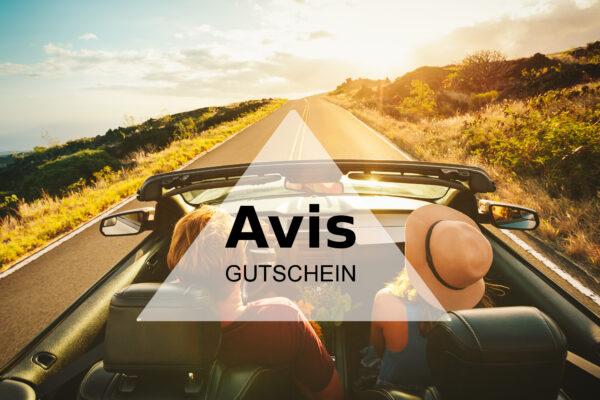 Avis Gutschein