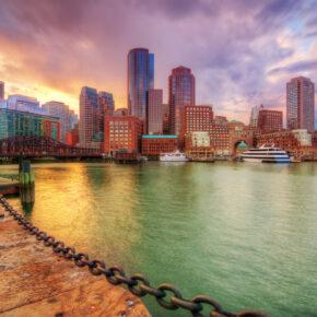 Ein Stück amerikanische Kultur: 8 Tage Boston inkl. Unterkunft, Brauerei-Tour, Baseball Tickets & Flug nur 578 €