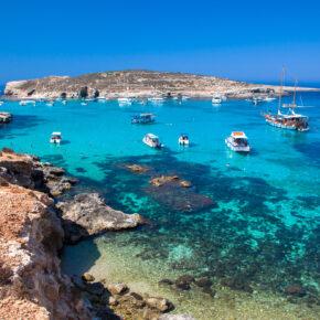 Lastminute: 7 Tage Malta im 4* Hotel mit All Inclusive Plus & Flug nur 190€