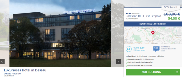 Dessau Kurztrip