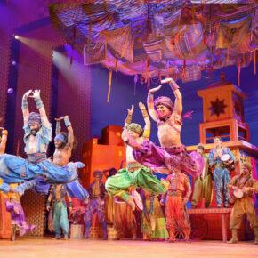 Disney Musical ALADDIN: 2 Tage Stuttgart im 3* Hotel inkl. Frühstück & Eintrittskarte ab 97€