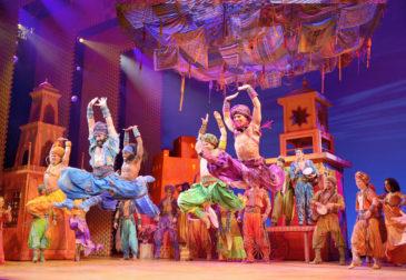 Disney Musical ALADDIN: 2 Tage Stuttgart im 3* Hotel inkl. Frühstück & Eintrittskarte ab...