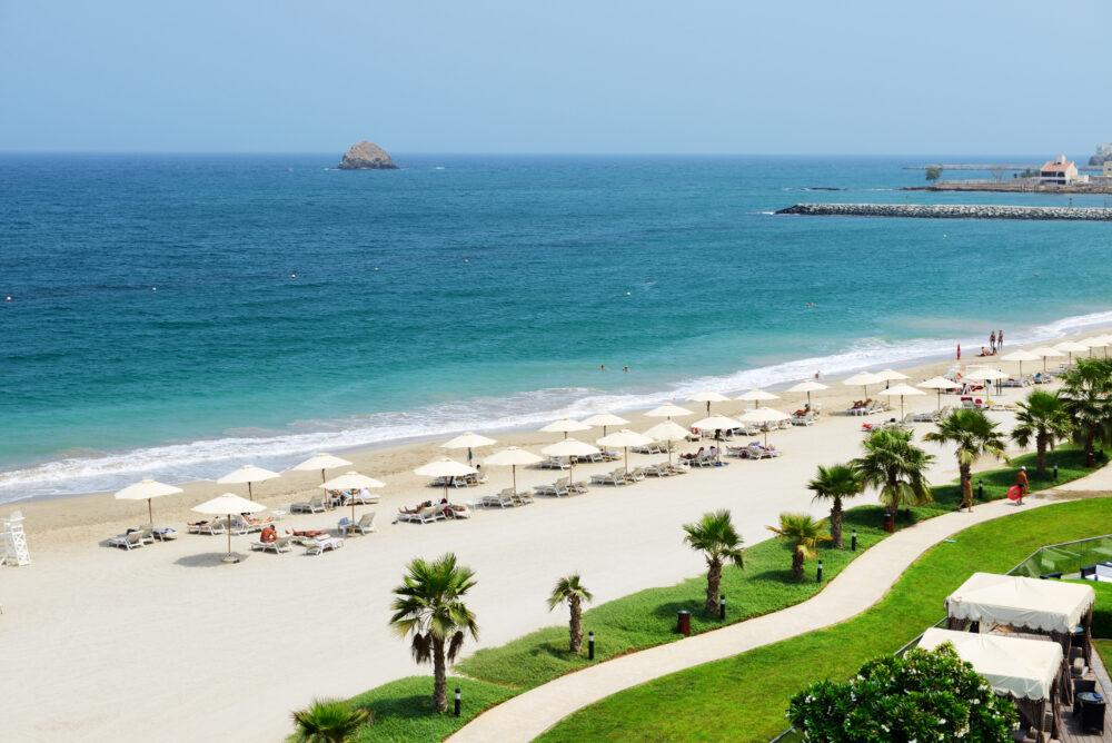 Al Aqah Beach Resort Fujairah