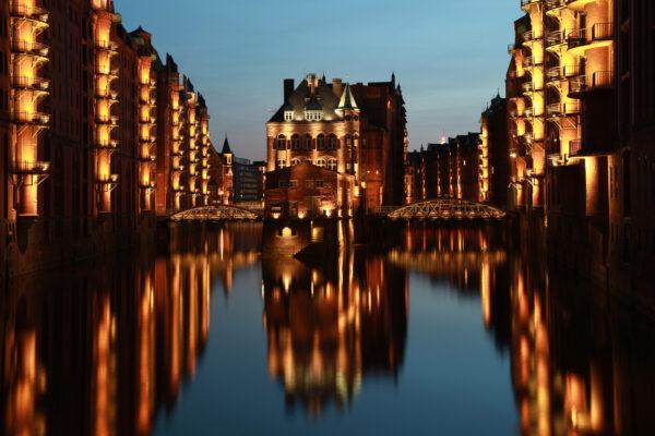 Hamburg Spreicherstadt Kurzurlaub