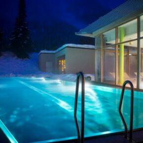 Hotel Bleibergerhof Pool