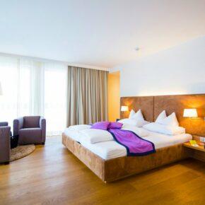 Hotel Bleibergerhof Zimmer