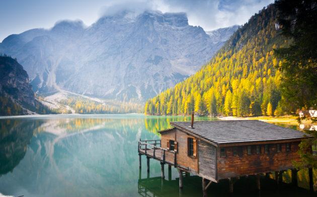 Italien Trentino See