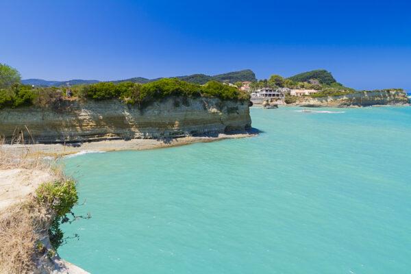 Korfu Kanal Damour