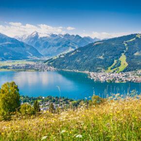 Kurzurlaub in den Kitzbüheler Alpen: 2 Tage Fieberbrunn mit TOP 4* TUI Blue Hotel, HP & Spa ab 59€