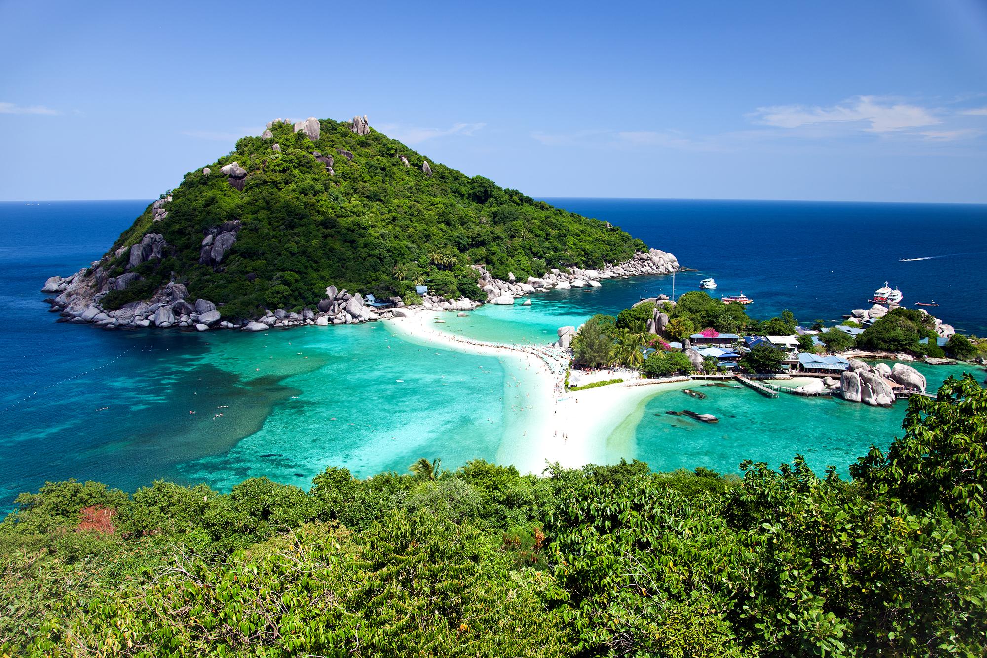 Thailand Koh Tao Tipps Ein Schnorchel Tauchparadies Im Golf