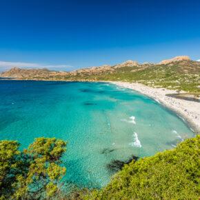 Ostriconi Beach Korsika