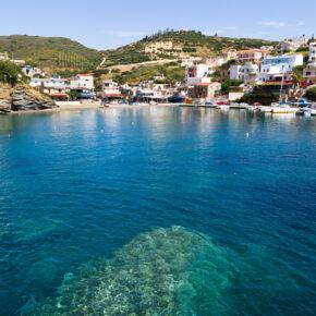 Error Fare: 6 Tage Kreta im TOP 3* Hotel mit Frühstück, Flug & Zug nur 115€