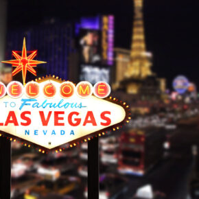 """Vegas Baby"": 8 Tage im TOP 3* Hotel am Strip inkl. Flug nur 494€ // auch Termine über Silvester"