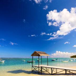 Trauminsel: 21 Tage Mauritius über Weihnachten mit Apartment & Flug nur 719€