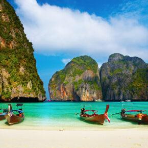Inselhopping Thailand: 21 Tage auf 3 Inseln inkl. Unterkünften & Flügen nur 578€