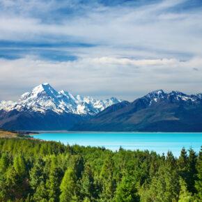Mount Cook Neuseeland