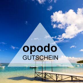 Opodo Gutschein: Spart [v_value] auf Eure Reise-Buchung