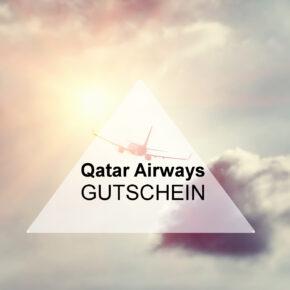 Qatar Airways Gutschein - bis zu 10% Rabatt auf Eure Buchung